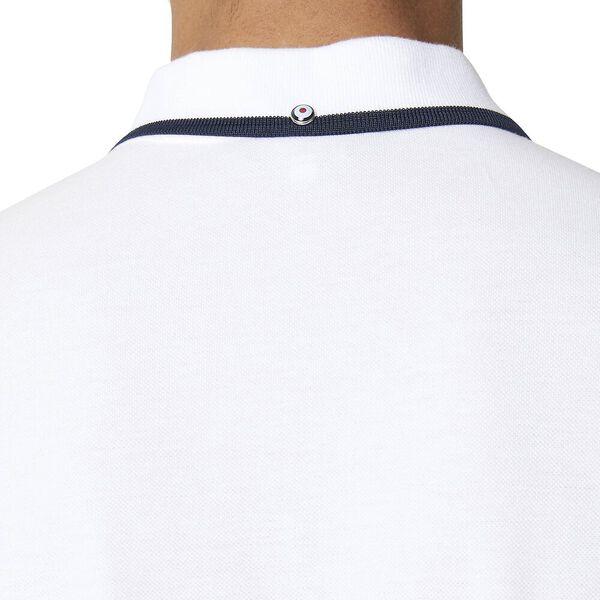 Piping Panel Polo White, WHITE, hi-res