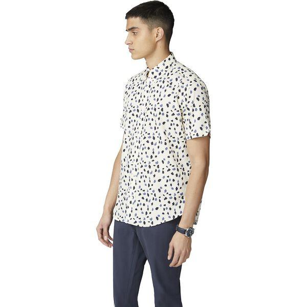 Handpainted Print Shirt