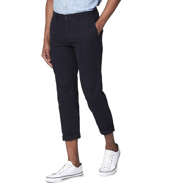 Cropped Slim Trouser