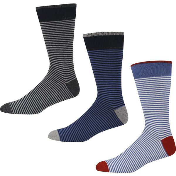 BRAQUE 3 PACK SOCKS