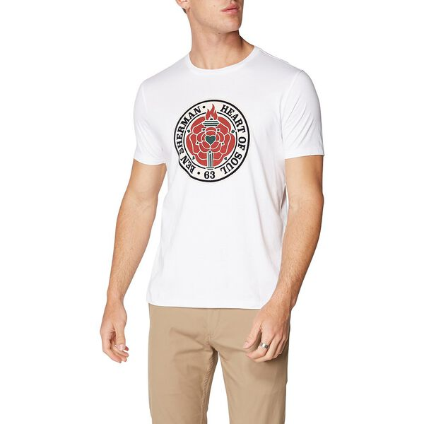 HEART OF SOUL ROSE T-SHIRT