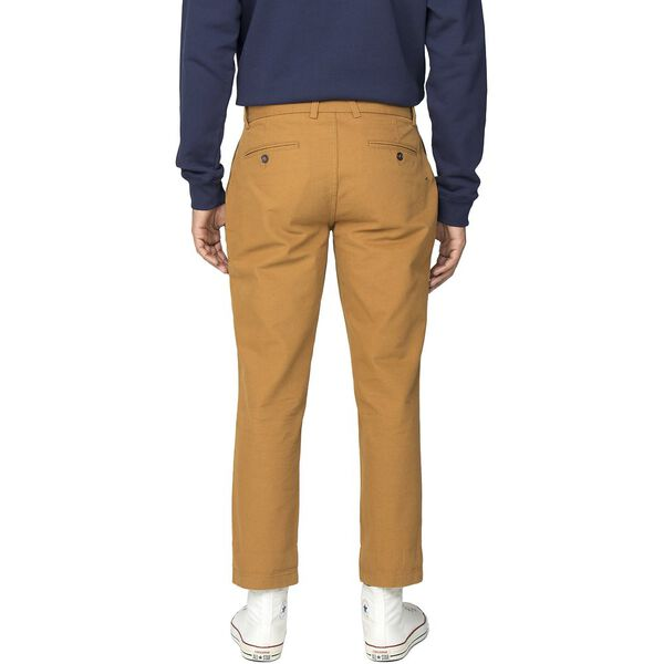 Cropped Slim Trouser, OCRE, hi-res