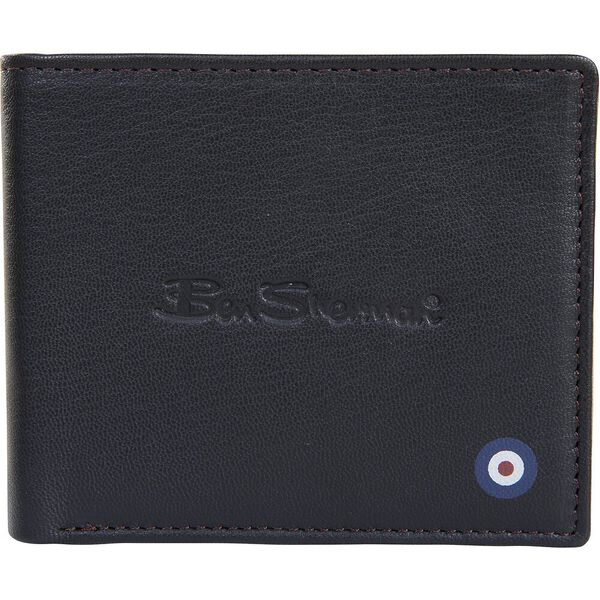 HECTOR LEATHER WALLET WITH COIN POCKET