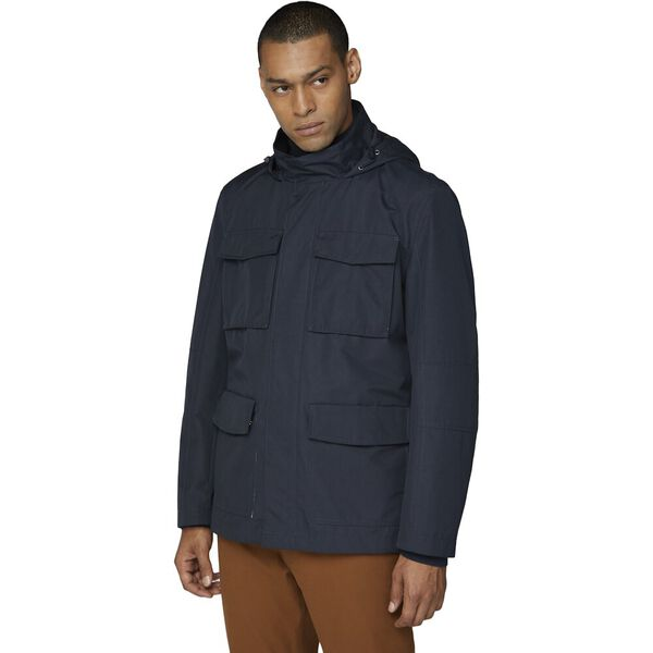 Four Pocket Field Jacket Midnight