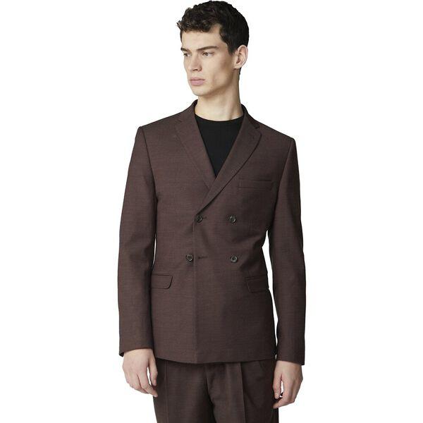Rust Flannel Jacket Rust