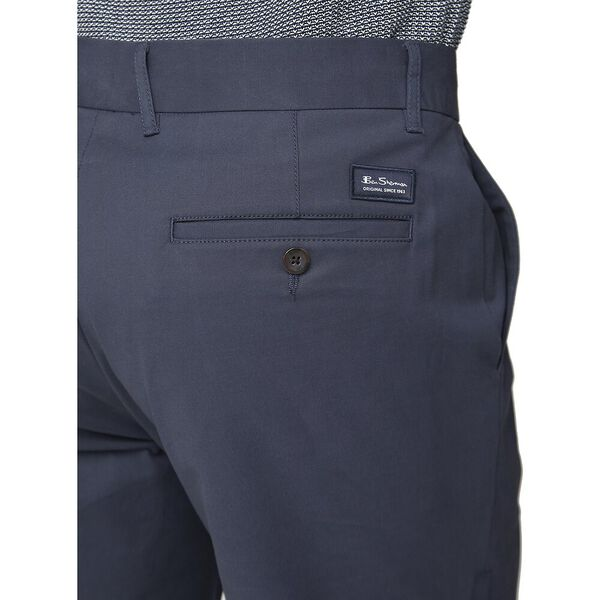 SIGNATURE CHINO SHORT, DARK NAVY, hi-res