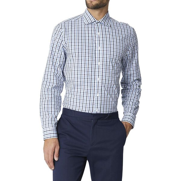 Ls Formal Kings House Check Shirt True N