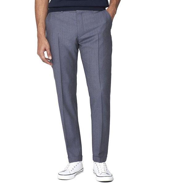 British Micro Gingham Trouser