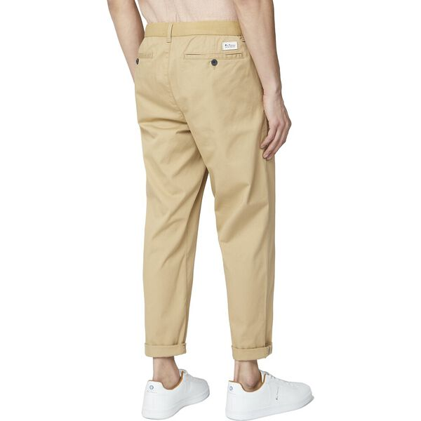 RELAXED TROUSER, SAND, hi-res