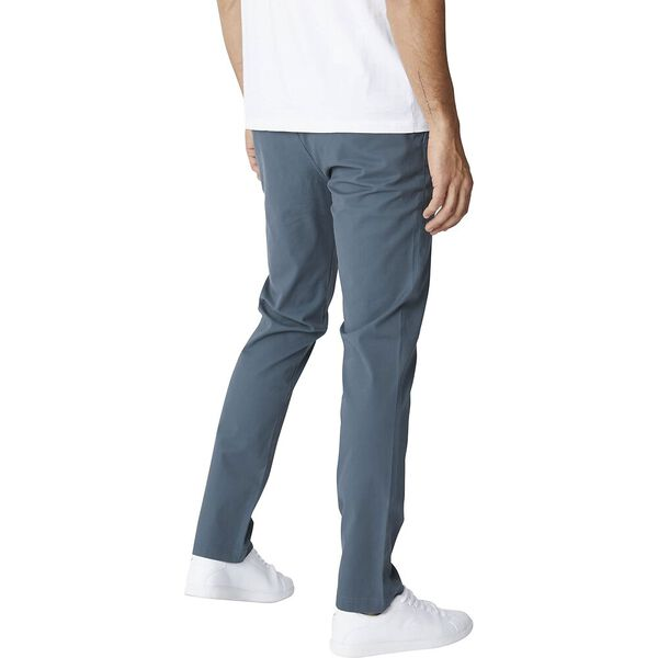 Slim Stretch Chino Slate, SLATE, hi-res