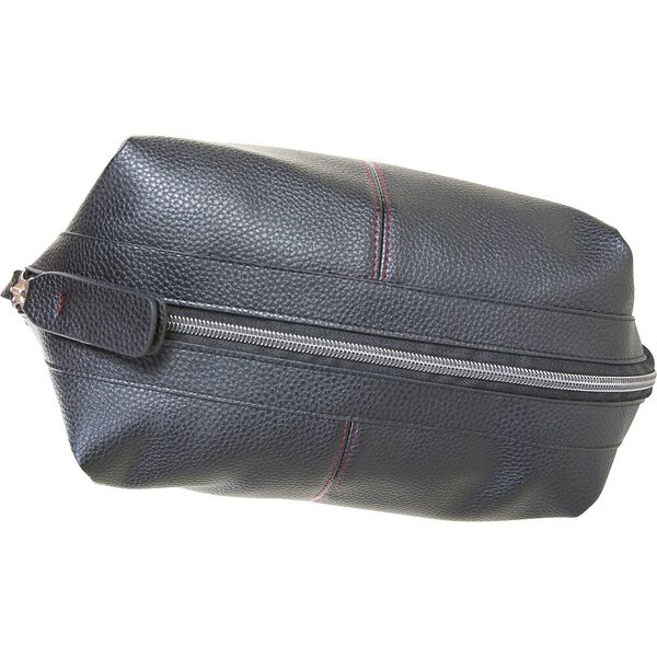 TRAVIS WASHBAG, BLACK, hi-res