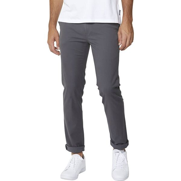 Script Chino Pant Charcoal