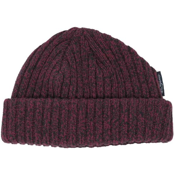 ADLER DOCKER HAT, BURGUNDY MARL, hi-res