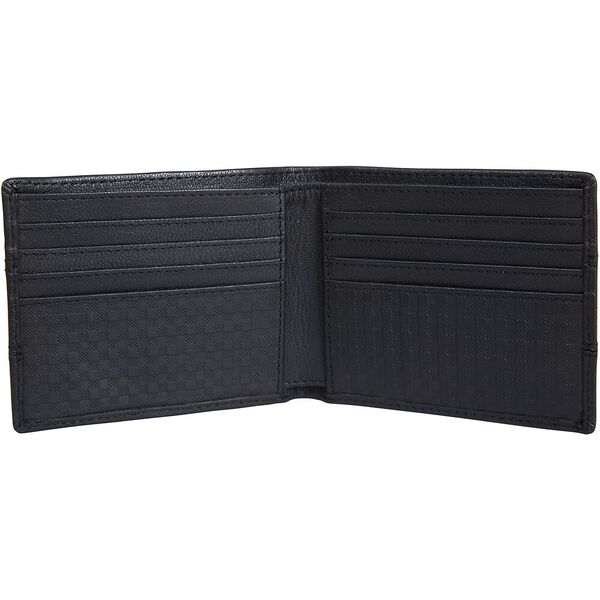 HARRIS WALLET, BLACK, hi-res