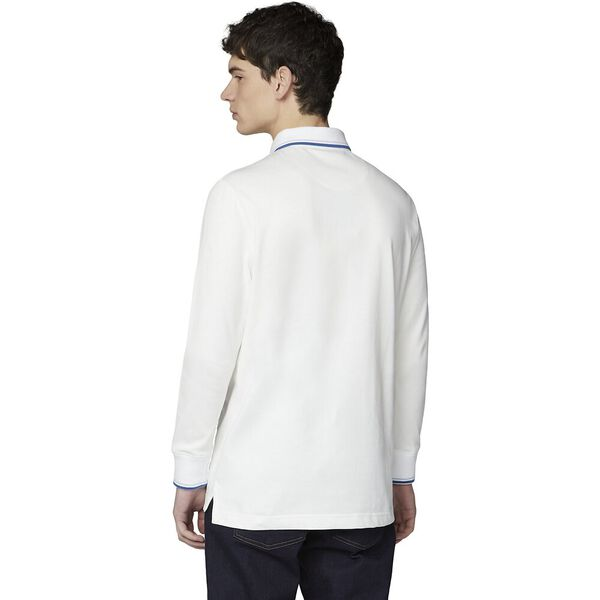 LONG SLEEVE RUGBY, IVORY, hi-res