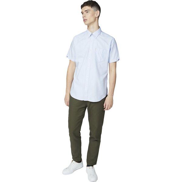 Oxford Shirt, BLUE SHADOW, hi-res
