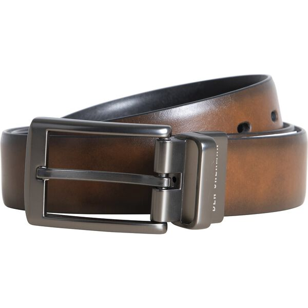 REV DRESS BELT WITH PIN BUCKLE