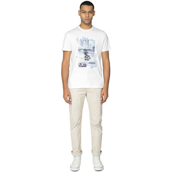 Promenade T-Shirt, WHITE, hi-res