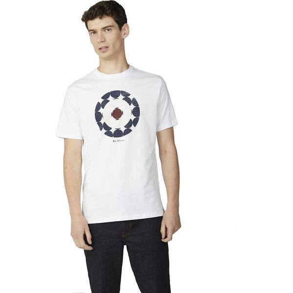 ABSTRACT TARGET TEE