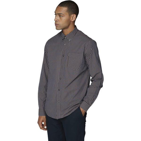 Ls Core Gingham Anthracite, ANTHRACITE, hi-res