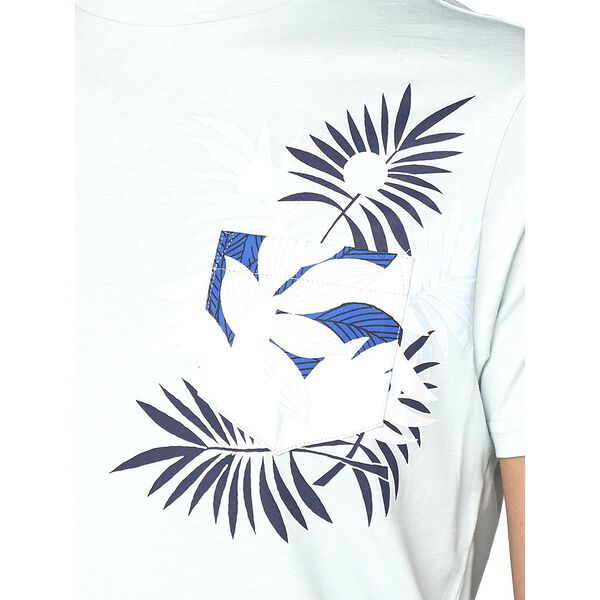 Tropical Pocket T-Shirt, SEA, hi-res
