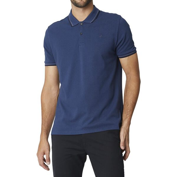 THE ROMFORD POLO BLUE
