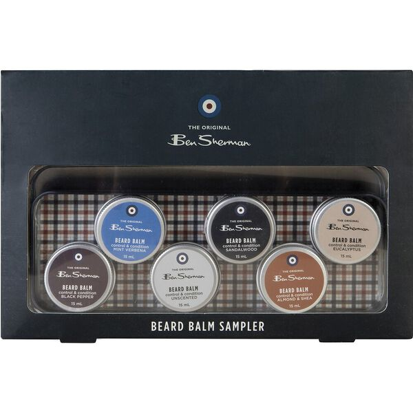 BEARD BALM SET NAVY