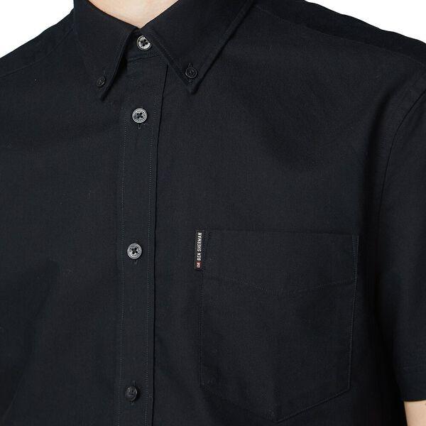 Ss Core Oxford Black, BLACK, hi-res
