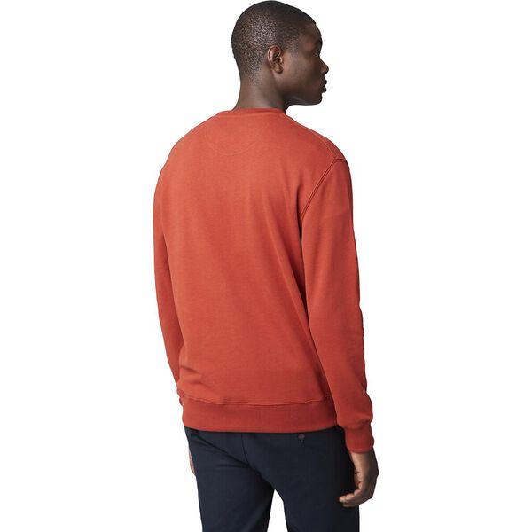 Boucle Target Sweatshirt Rust, RUST, hi-res