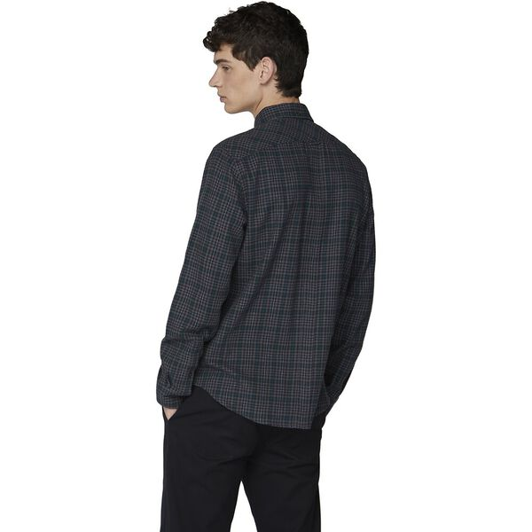 Ls Brushed Check Anthracite, ANTHRACITE, hi-res