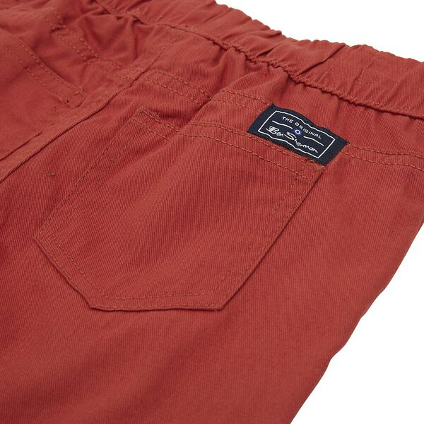 Kids Short Sleeve Shirt And Trouser Pack, RED/BLUE, hi-res