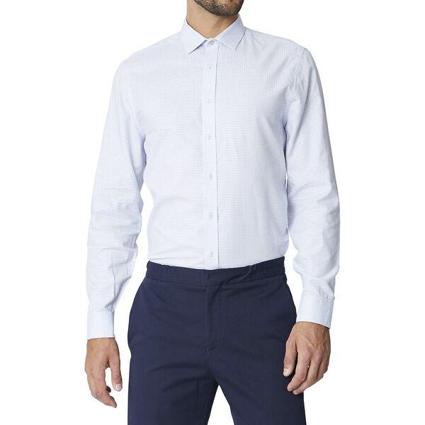 Ls Formal Camden Linea Dobby Shirt Sky