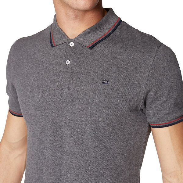 THE ROMFORD POLO, CONCRETE MARL, hi-res