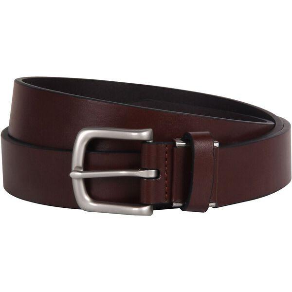 Belt & Wallet Gift Set W/Emboss Brown, BROWN, hi-res