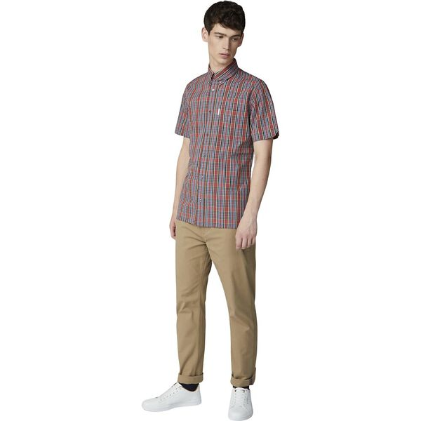ARCHIVE CARNABY SHIRT, RED, hi-res