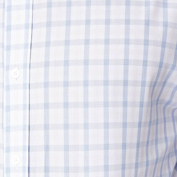 Ls Formal Kings Fil A Fil Check Shirt Pa, PALE PINK, hi-res