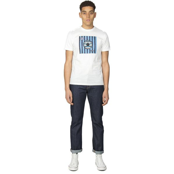 Vinyl Cover T-Shirt, WHITE, hi-res