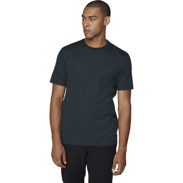 Jacquard Tee Forest