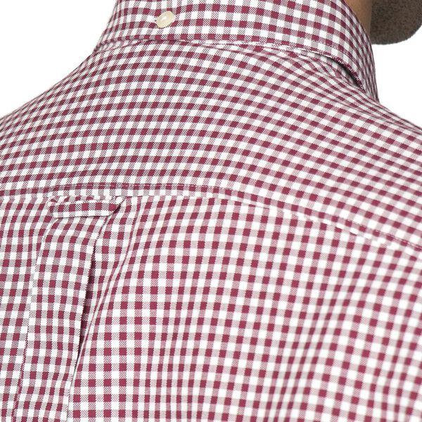 Archive Modernist Shirt, WINE, hi-res