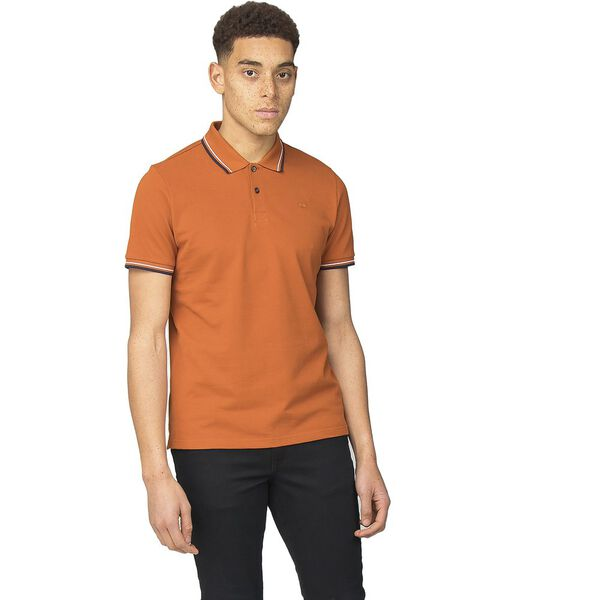 THE ROMFORD POLO, OCRE, hi-res