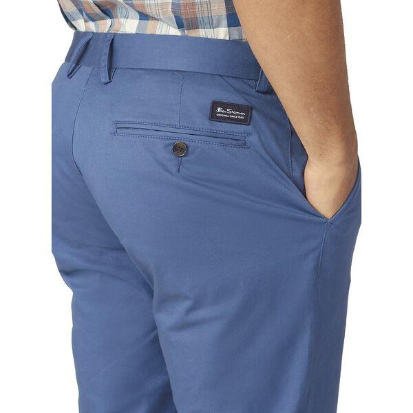 ORGANIC SKINNY STRETCH PANTS, INDIGO, hi-res