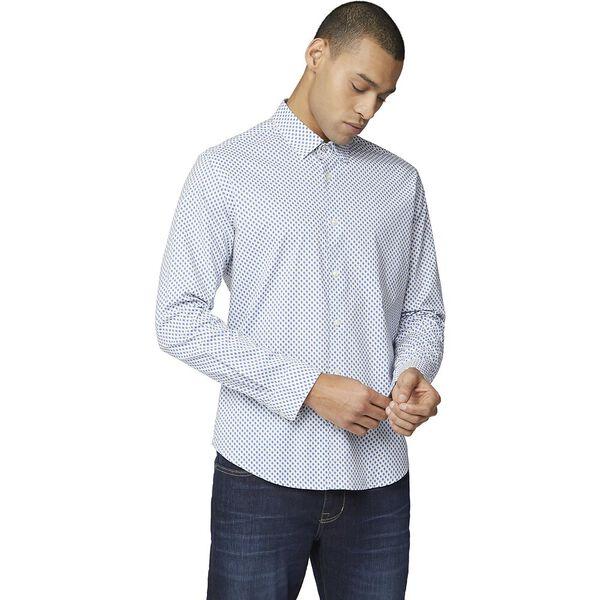 One Print Shirt, BLUE, hi-res