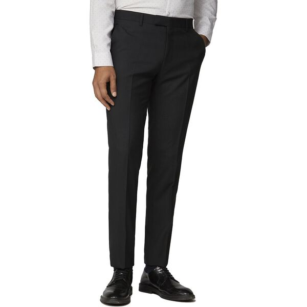 BLACK TONIC TROUSER