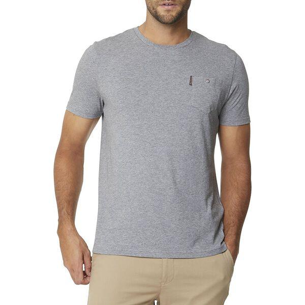 Pocket T Shirt Charcoal, CHARCOAL, hi-res