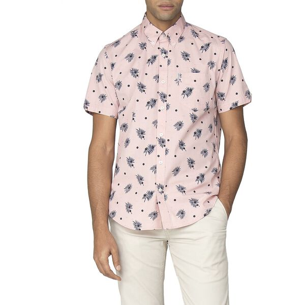 SCATTERED PALM SHIRT