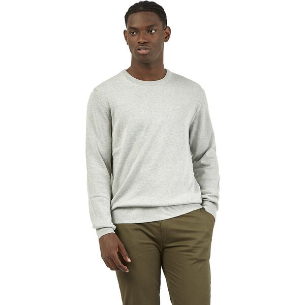 SIGNATURE KNITTED CREW NECK KNIT