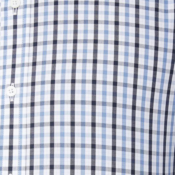 Ls Formal Kings House Check Shirt True N, TRUE NAVY, hi-res