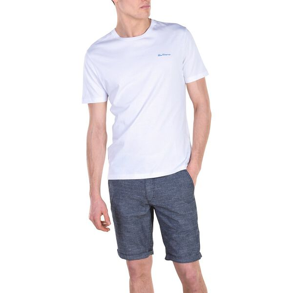 CHAMBRAY WALK SHORT, BLACK, hi-res