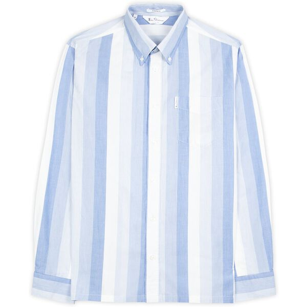 ARCHIVE MARTIN SHIRT, BLUE, hi-res