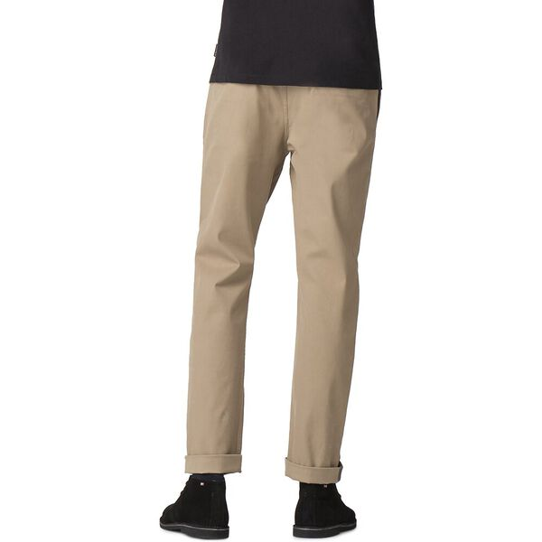 SLIM STRETCH CHINO, STONE, hi-res